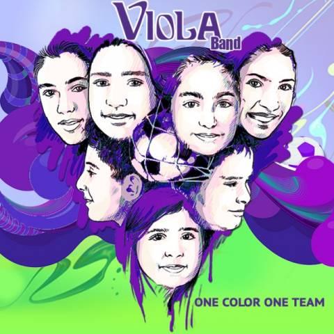دانلود موزیک ویدئو ویولا باند به نام یک رنگ و یک تیم