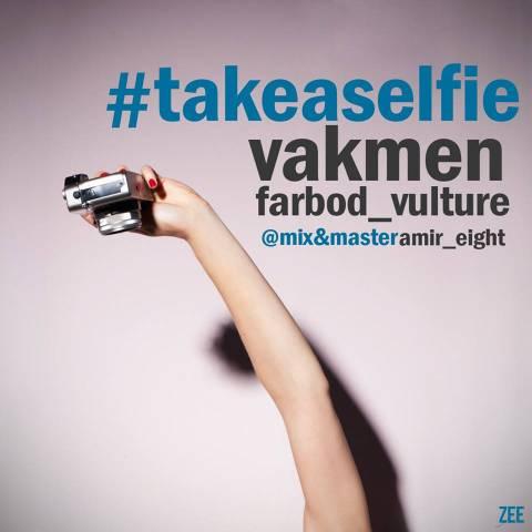 دانلود آهنگ واکمن به نام Take A Selfie