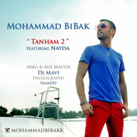دانلود آهنگ محمد بی باک به نام تنهام 2