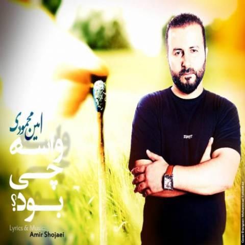دانلود آهنگ امین محمودی به نام واسه چی بود