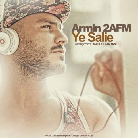دانلود آهنگ آرمین 2AFM به نام یه سالیه