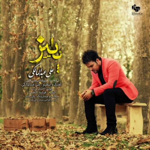 دانلود آهنگ عاشقانه پاییز از علی عبدالمالکی