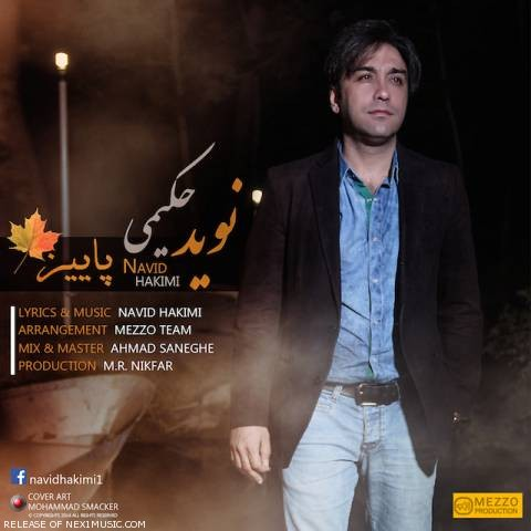 Download New Song By Navid Hakimi Called Paeez