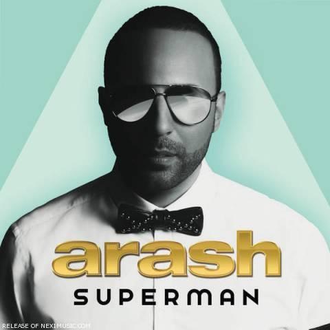 دانلود آلبوم جدید آرش به نام سوپرمن