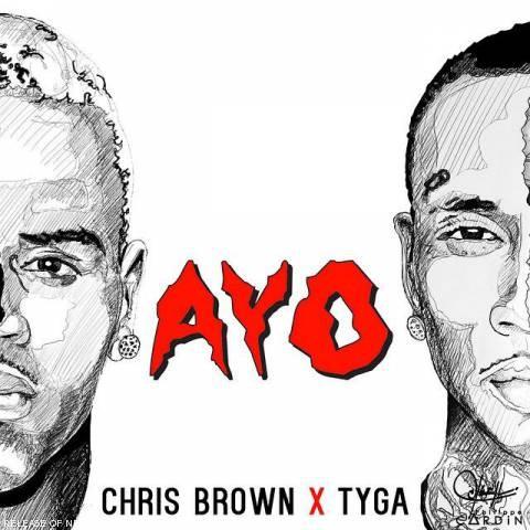 دانلود آهنگ Chris Brown Ft. Tyga به نام Ayo