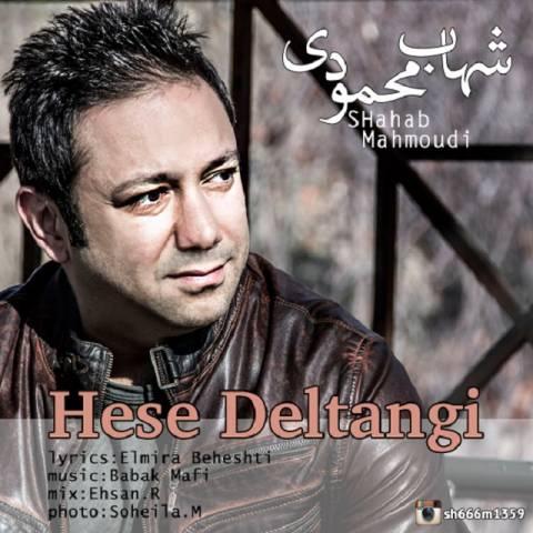 دانلود آهنگ شهاب محمودی به نام حس دلتنگی