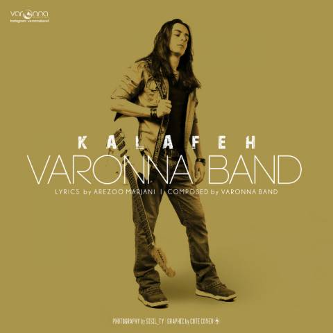 دانلود آهنگ Varonna Band به نام کلافه