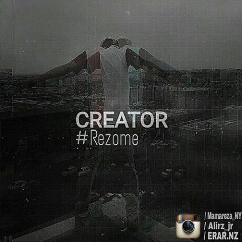 دانلود آهنگ Creator به نام رزومه