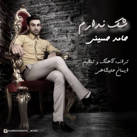 دانلود آهنگ حامد حسینی به نام شک ندارم