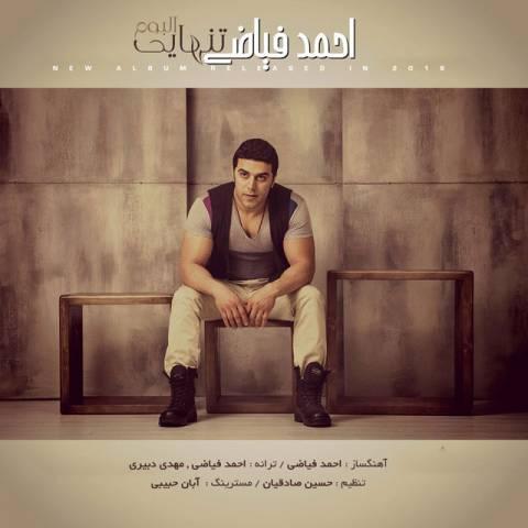 دانلود آلبوم احمد فیاضی به نام تنهایی