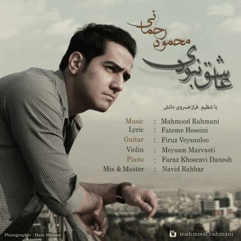 دانلود آهنگ محمود رحمانی به نام عاشق نبودی
