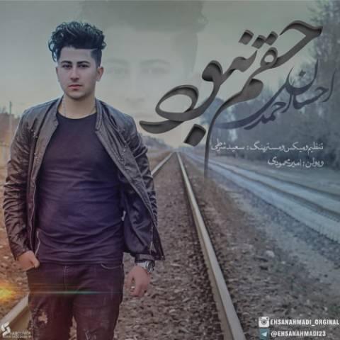دانلود آهنگ احسان احمدی به نام حقم نبود