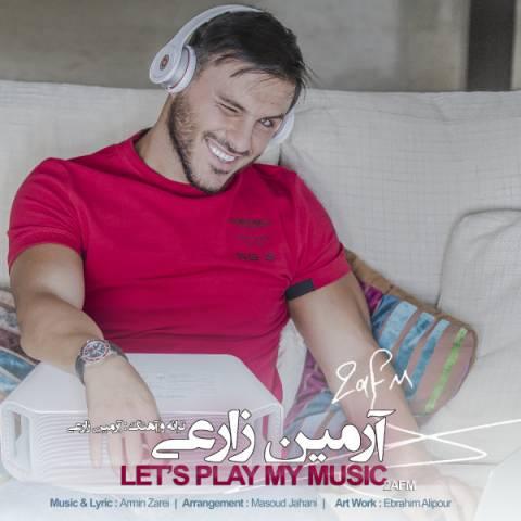 دانلود آهنگ بزار پلی شه موزیکم آرمین 2AFM