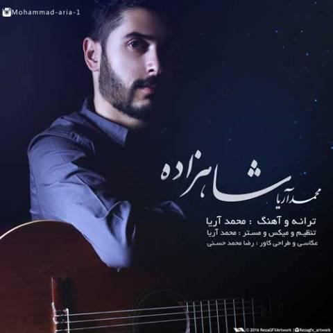 دانلود آهنگ محمد آریا به نام شاهزاده