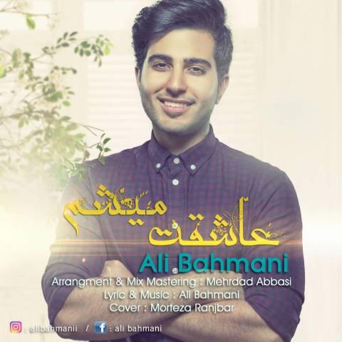 دانلود آهنگ علی بهمنی به نام عاشقت میشم