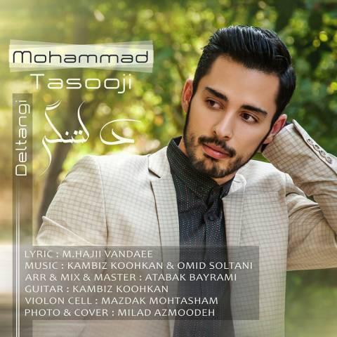 دانلود آهنگ محمد طسوجی به نام دلتنگی