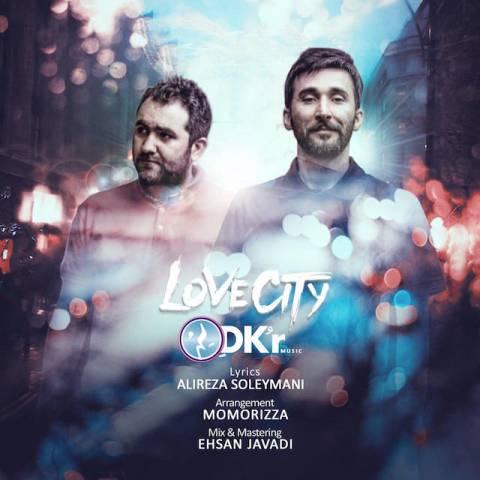 دانلود آهنگ گروه دکر به نام شهر عشق