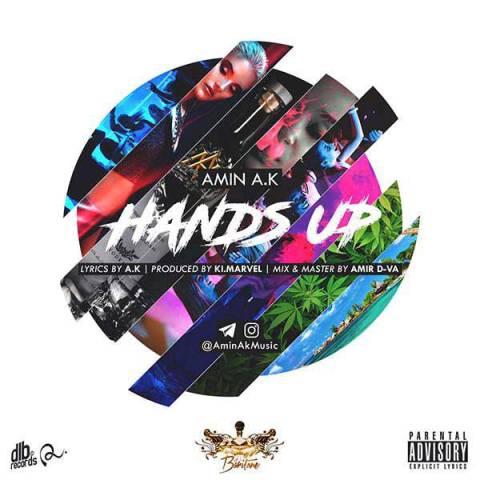 دانلود آهنگ امین ای کی به نام Hands Up