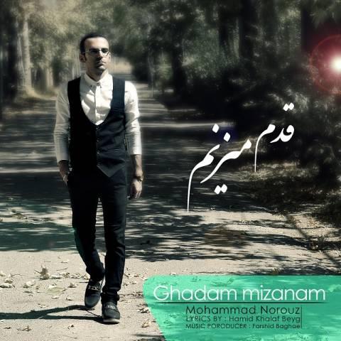 دانلود آهنگ محمد نوروزی به نام قدم می زنم