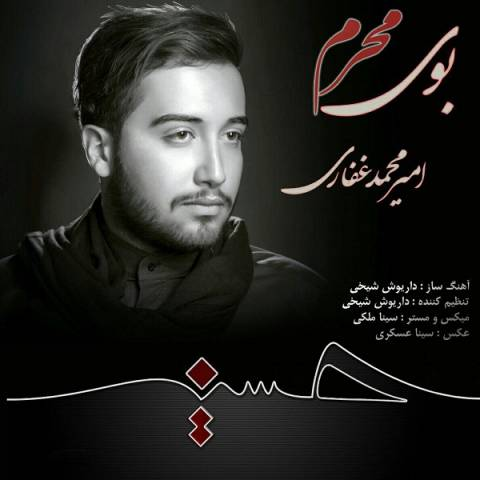 دانلود آهنگ امیرمحمد غفاری به نام بوی محرم