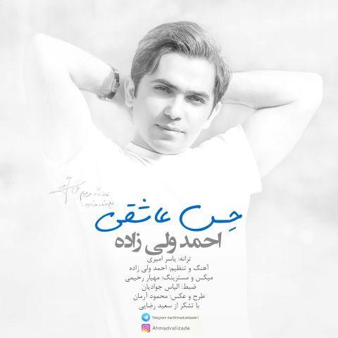 دانلود آهنگ احمد ولی زاده به نام حس عاشقی