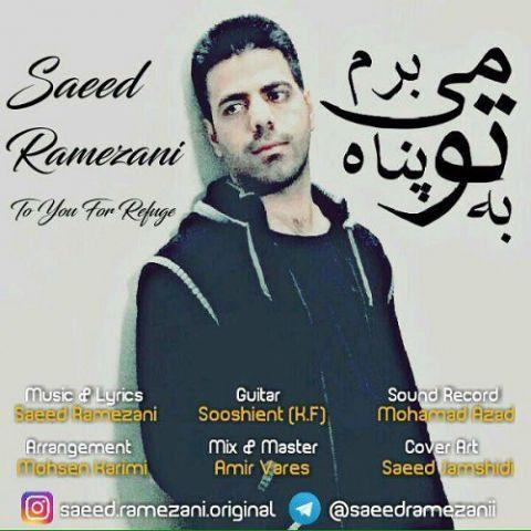 دانلود آهنگ سعید رمضانی به نام به تو پناه میبرم