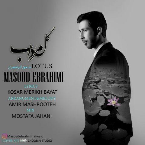 دانلود آهنگ مسعود ابراهیمی به نام گل مرداب