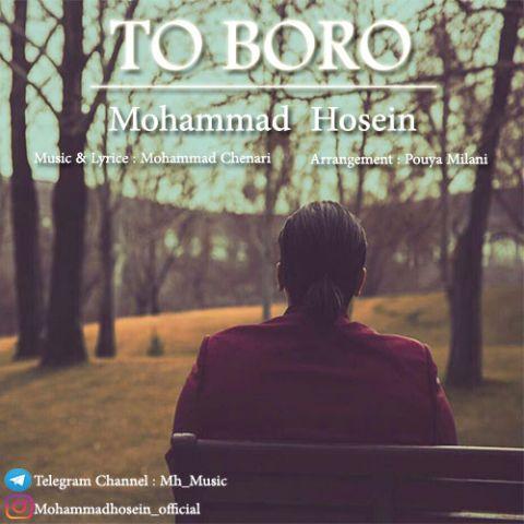 دانلود آهنگ محمد حسین به نام تو برو