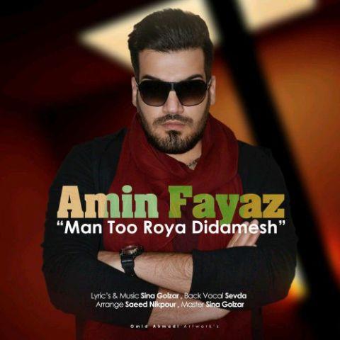 Amin Fayaz – Man Too Roya Didamesh