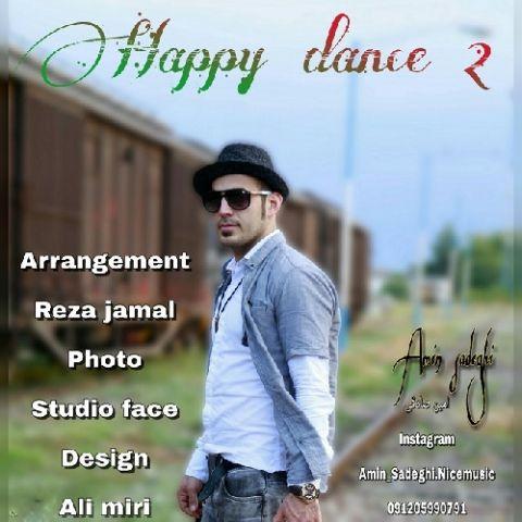دانلود آهنگ امین صادقی به نام Happy Dance 2