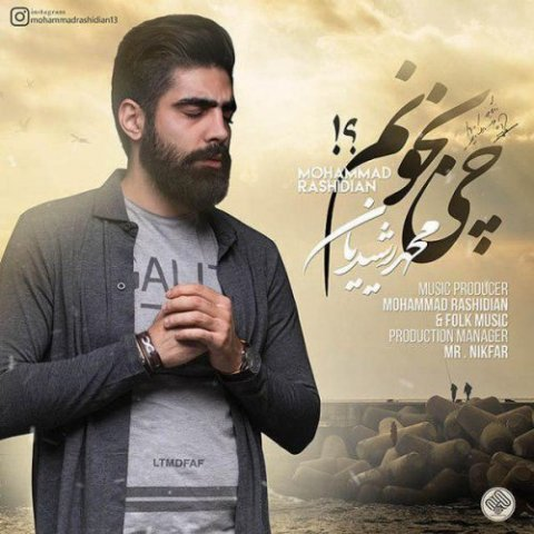 دانلود آهنگ محمد رشیدیان به نام چی بخونم