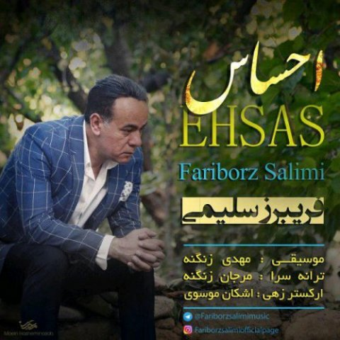 Fariborz Salimi&nbspEhsas