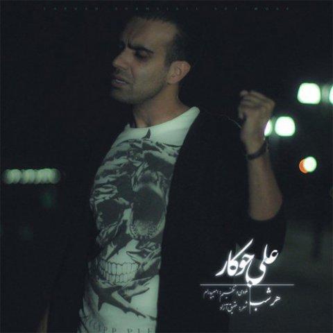 دانلود آهنگ جدید علی جوکار به نام هر شب