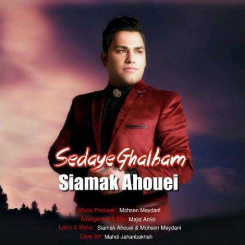 Siamak Ahouei&nbspSedaye Ghalbam