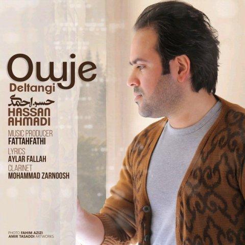 دانلود آهنگ حسن احمدی به نام اوج دلتنگی