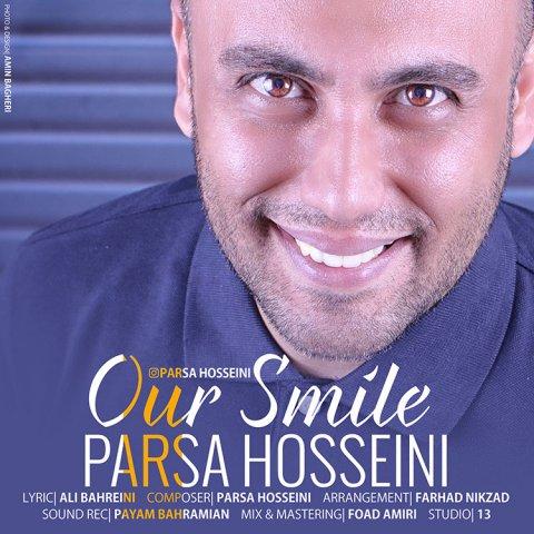 دانلود آهنگ پارسا حسینی به نام لبخند ما