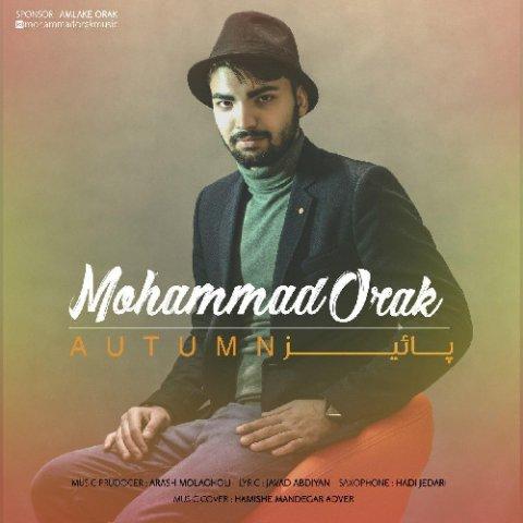 دانلود آهنگ محمد اورک به نام پائیز
