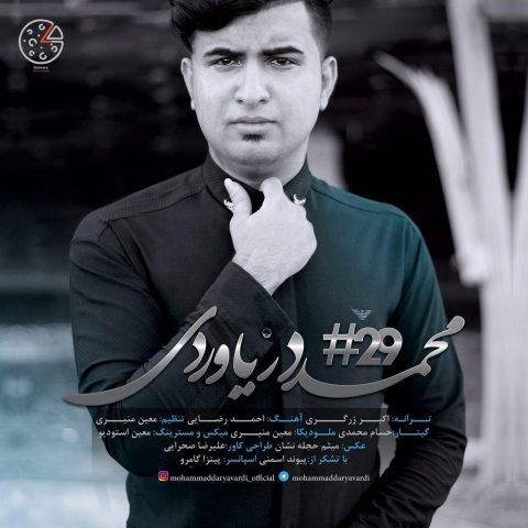 دانلود موزیک ویدئو محمد دریاوردی به نام 29
