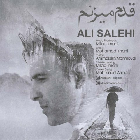 دانلود آهنگ علی صالحی به نام قدم میزنم