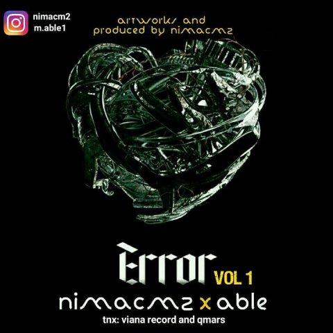 دانلود آلبوم Nimacm2 و Able به نام Error Vol1