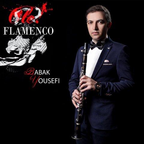 دانلود آهنگ بابک یوسفی به نام Flamenco