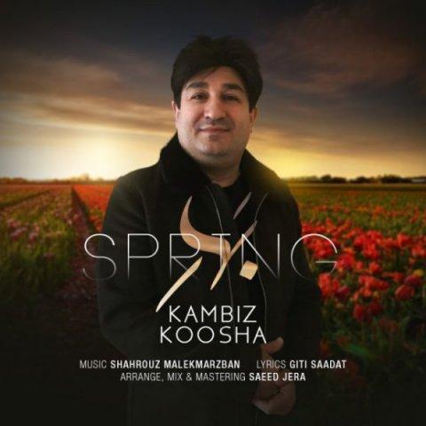 دانلود آهنگ کامبیز کوشا به نام بهار