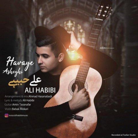 دانلود آهنگ علی حبیبی به نام هوای عاشقی