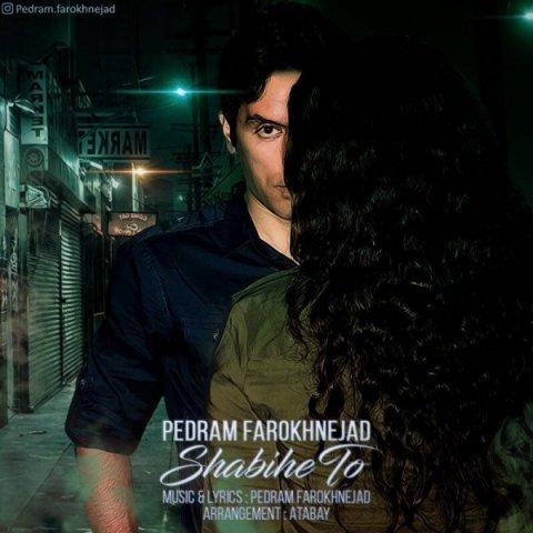 Pedram Farokhnejad&nbspShabihe To