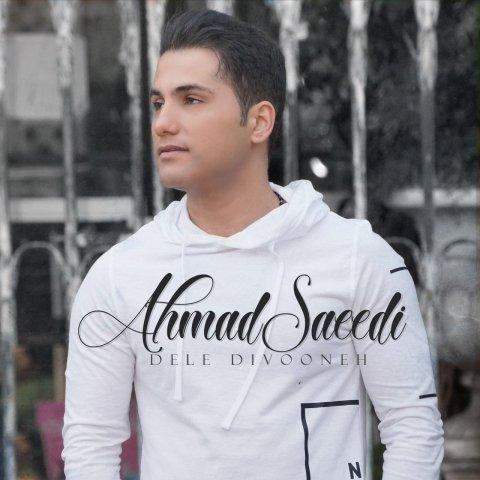 دانلود موزیک ویدئو احمد سعیدی به نام دل دیوونه