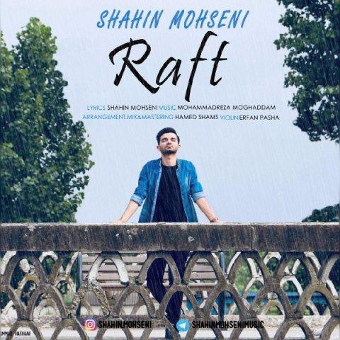 Shahin Mohseni&nbspRaft