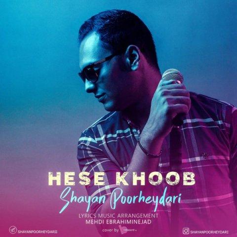 Shayan Poorheydari&nbspHese Khoob