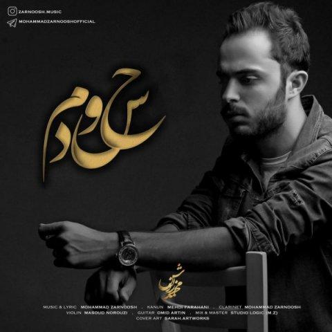 دانلود موزیک ویدئو محمد زرنوش به نام حسودم