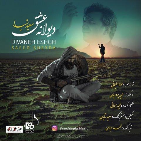 دانلود موزیک ویدئو سعید شیدا به نام دیوانه ی عشق