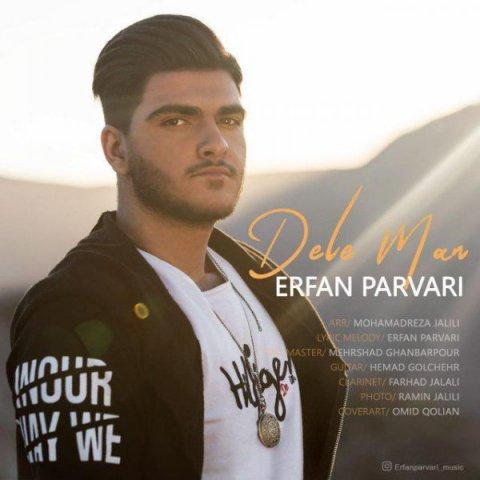 Erfan Parvari&nbspDele Man